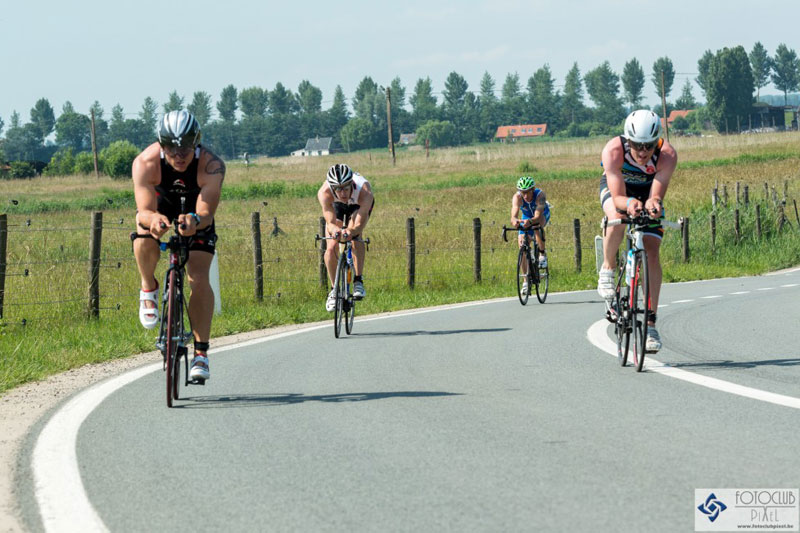 trainen op vermogen Bike Run Lab